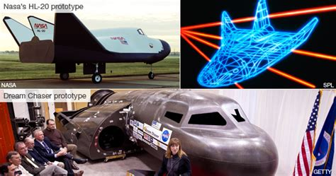 BBC News - Shuttle successors: Dream Chaser