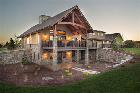 gorgeous covered deck add   cheyenne wy timber