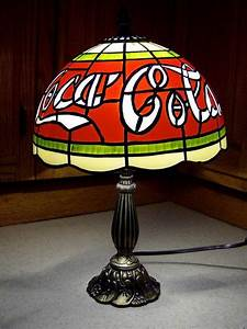Coke Lamp Will Add Taste To Your Decor Due To Their