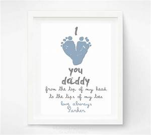 Personalized Father's Day Gift for New Dad ... | IdealPin