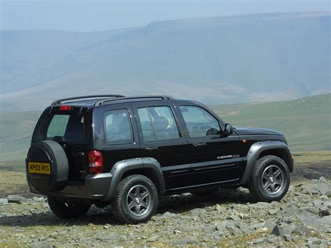cherokee jeep 2003 2003 jeep cherokee uk version pictures