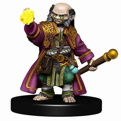 Halfling Wizard Legendary Adventures Pathfinder Miniatures Paizo