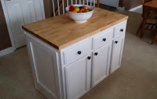 Cheap Diy Kitchen Island Ideas by Easy Diy Kitchen Island Ideas On Budget