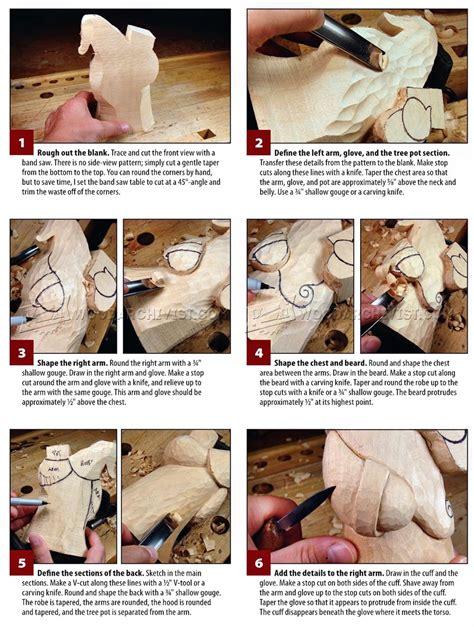 santa carving wood carving patterns woodarchivist