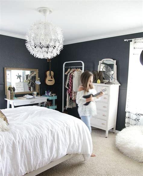 10 Black And White Bedroom For Teen Girls  Home Design