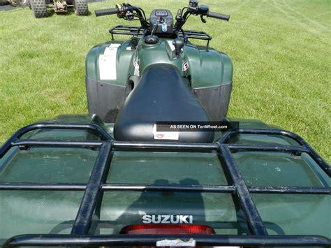 2002 Suzuki Eiger by 2002 Suzuki Eiger