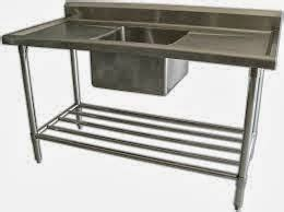keran sink meja fabrikasi stainless steel fabricasi kitcen set