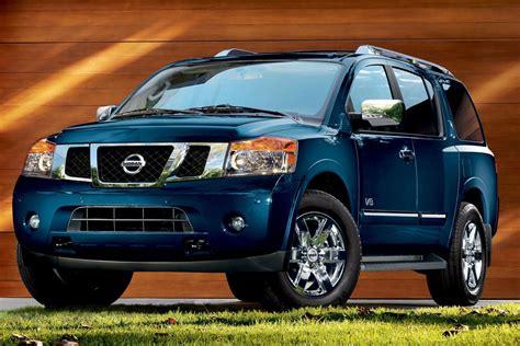 Nissan Armada Suv 2015