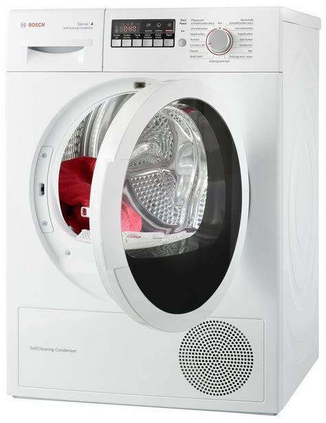 bosch trockner serie 8 bosch wtg86400 serie 6 luftkondensations w 228 schetrockner b 8 kg wei 223 easyclean filter