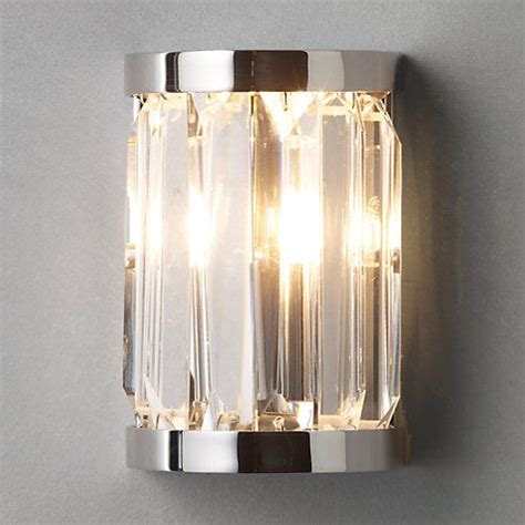 quartz bathroom wall light buy john lewis quartz bathroom wall light online at