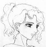 Sad Face Crying Anime Drawing Coloring Pages Deviantart Faces Drawings Sketches Terrien Printable Getdrawings Getcolorings Print Random sketch template