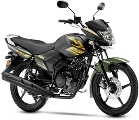 Yamaha Saluto 125cc Bikes Mileage, Performance, Price