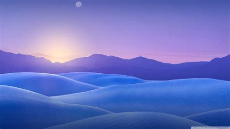 blue desert  hd desktop wallpaper   ultra hd tv