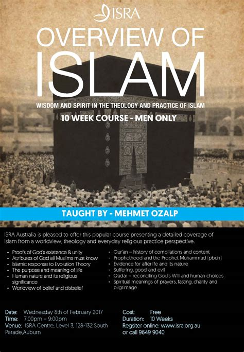 overview  islam islamic sciences research academy