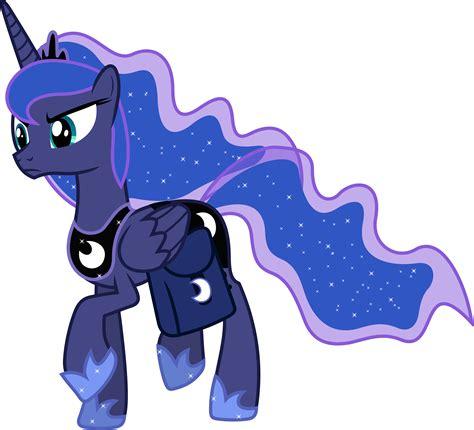 Angry Princess Luna 1 By 90sigma On Deviantart