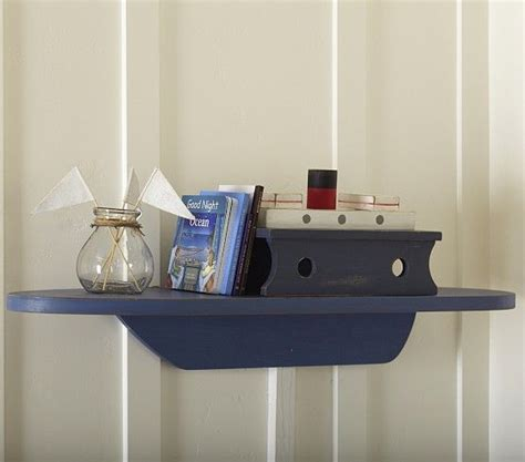 Childrens Boat Shelf by Boat Shelf Pottery Barn And Shelves On