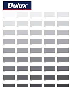 50 shades of grey for dulux grey paint dulux grey and neutral palette