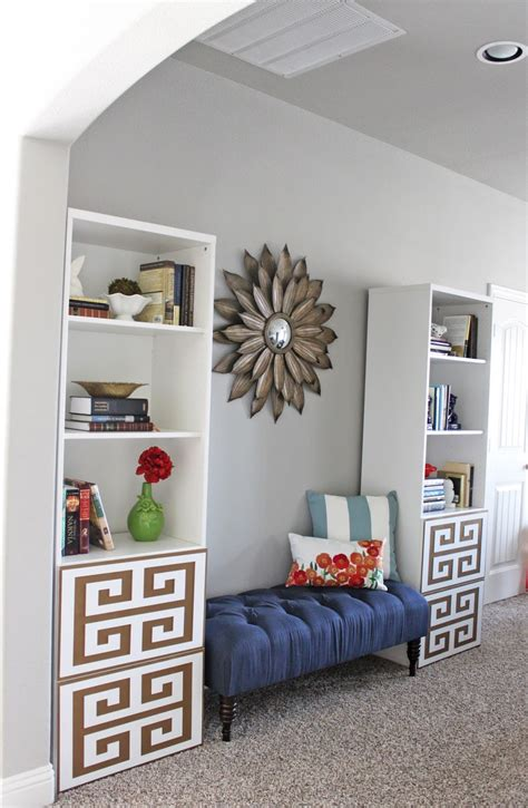 Ikea Bookcase by A Of This A Of That Ikea Bookcase Hack