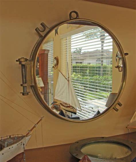 Bathroom Mirrors Nautical