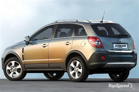 Opel Captiva by Opel Antara Chevrolet Captiva Freedesign