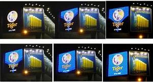 LED Enhances Traditional Outdoor Displays