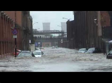 sheffield flood  june  youtube