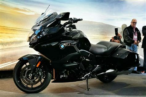 And the K1600 Bagger is out ... - BMW K1600 Forum : BMW ...