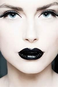 STYLEeGRACE 's black lipstick! | KV Photoshoot | Pinterest ...