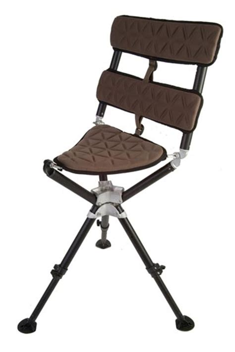Ground Blind Swivel Chair by Ground Blind Accessories