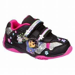 DORA THE EXPLORER BOOTS Sneakers Shoes Sz 8 9 10 11 12 ...