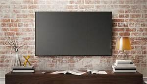Bilder An Die Wand Hängen : fernseher wand h ngen kabel verstecken interessante ideen f r die gestaltung ~ Sanjose-hotels-ca.com Haus und Dekorationen