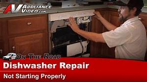 Kitchen Aid Dishwasher Repair Manual Picture