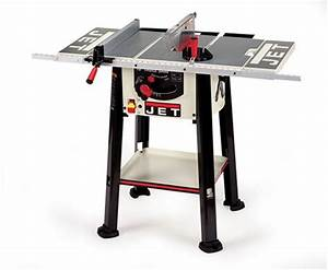 "Review: JET Benchtop Table Saw (10"") with Fixed Stand"