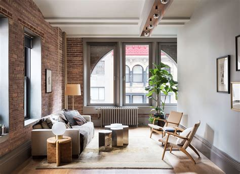 New York Loft Live It Style by This New York City Loft Packs A Stylish Punch