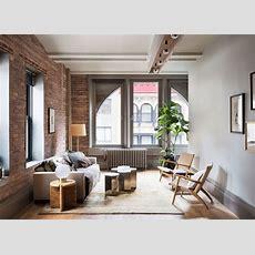 This Petite New York City Loft Packs A Stylish Punch