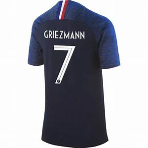 Maillot Griezmann France : maillot junior griezmann equipe de france domicile 2018 ~ Melissatoandfro.com Idées de Décoration