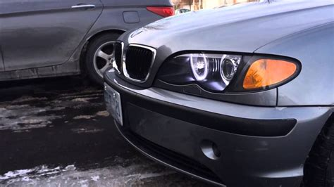 Bmw Halo Lights by Halo Lights Bmw Best Car Reviews 2019 2020 By