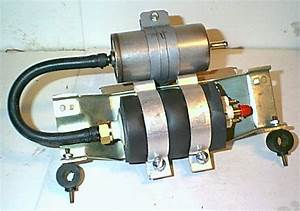 Wedgeparts  Triumph Tr8 Gm Throttle Body Fuel Injection