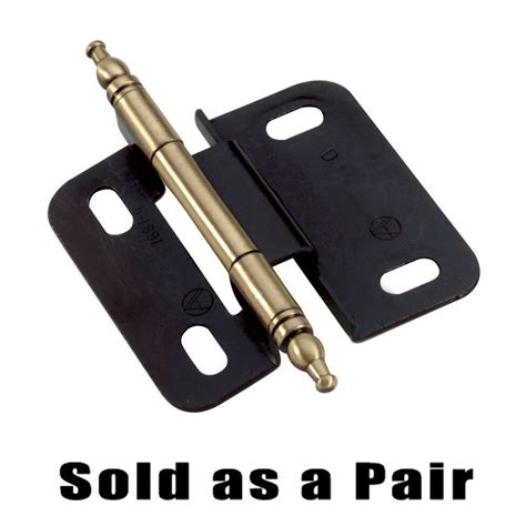 2 Non Mortise Cabinet Hinges by Non Self Closing Cabinet Hinges Manicinthecity