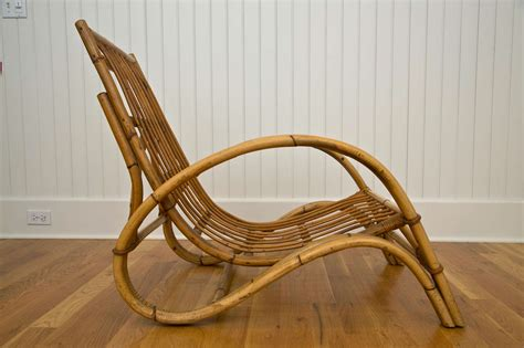 wicker chair with ottoman rattan chair and ottoman at 1stdibs