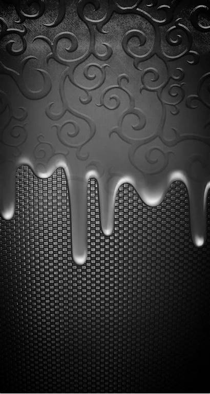 Iphone Wallpapers Grey Screen Pattern Metallic Apps