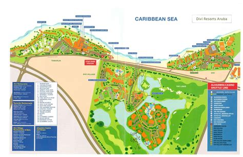 Aruba Divi Golf And Resort Tug Divi Golf And Resort
