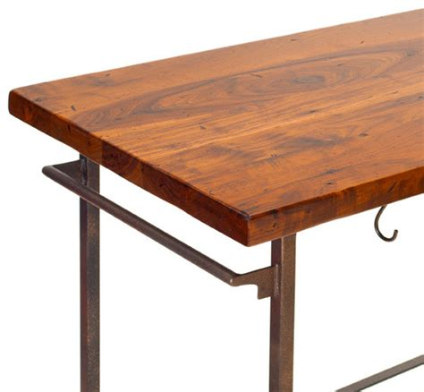 butcher block prep table butcher block prep tables by craft art elegant surfaces