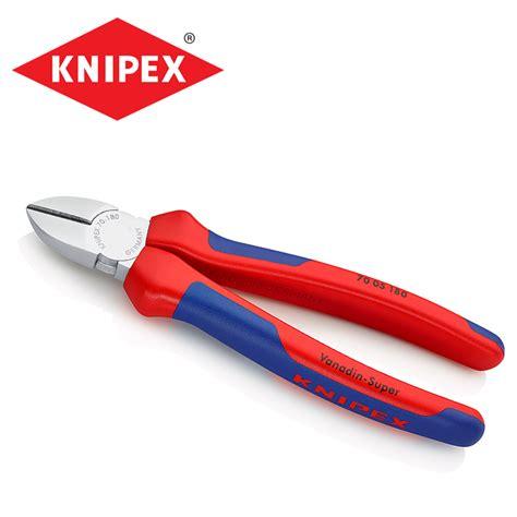 knipex zangenschlüssel 180 клещи странични резачки 180 мм knipex 7002180