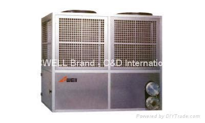 Images of Air Source Heat Pump Unit