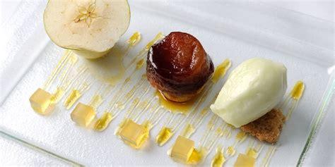 assiette of apple recipe great chefs
