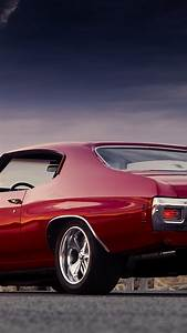 Cars chevrolet chevelle ss muscle car wallpaper (122006)