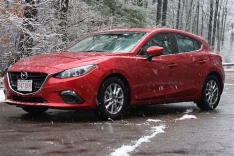 Bangshift.com 2014 Mazda 3 Grand Touring
