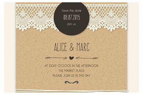 projeto de convite de casamento cdr baixar gratuitos