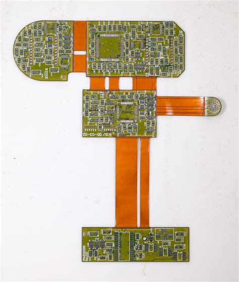 Layer Rigid Flex Circuit Boards Rigiflex Technology